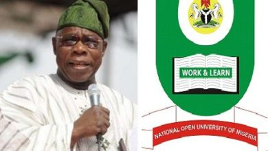 Obasanjo assumes offices as facilitator in NOUN 1