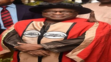 Photo of NOUN VC Gets Inducted Into The Nigerian Academy Of Letters
