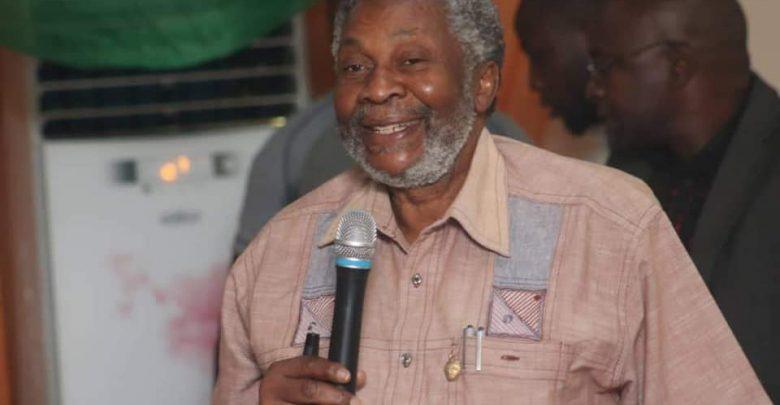 Professor, Horace Campbell
