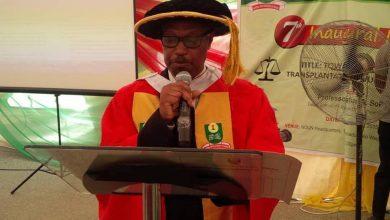 Prof Sokefun