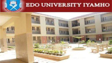 Photo of Edo University Iyamo (EUI) School Fees Schedule & Payment Procedure