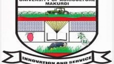 Photo of Federal University of Agriculture Makurdi (FUAM) Extends Registration Deadline for 2nd Semester 2017/2018 Session