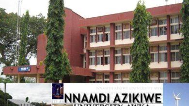 Photo of UNIZIK Postgraduate School Fees for 2019/2020 Academic Session