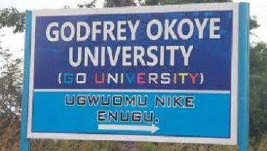 Photo of Apply For Godfrey Okoye University(GOUNI) JUPEB Admission Form 2019/2020