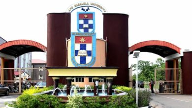 Photo of ABUAD Postgraduate Admission Form For 2019/2020 Academic Session | PGD, LL.M, M.Sc, M.Eng.