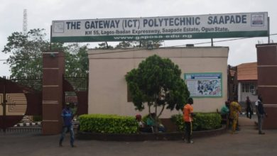 Photo of Gateway ICT Polytechnic Saapade (GAPOSA) Post UTME Form for 2019/2020 Academic Session (ND Full-Time)