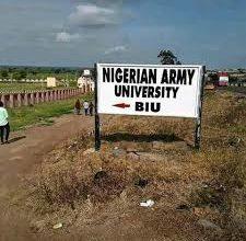 Nigerian Army University Biu (NAUB)