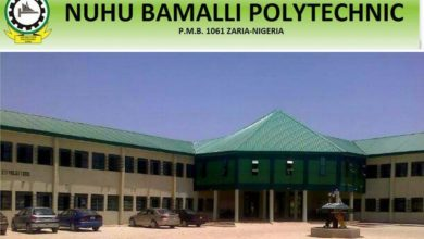 Photo of Nuhu Bamalli Polytechnic (NUBA POLY) Admission Forms 2019/2020 | ND PT, ND II, Diploma & IJMB