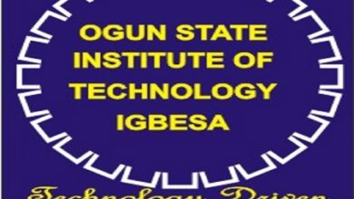 Photo of OGITECH ND Part-Time Admission Form for 2019/2020 Academic Session